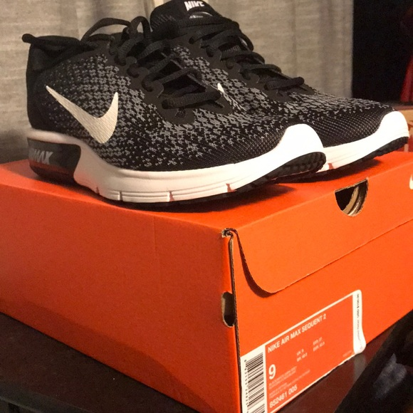 Nike Other - Nike Air Max Sequent 2